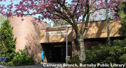 Burnaby-Cameron-Branch