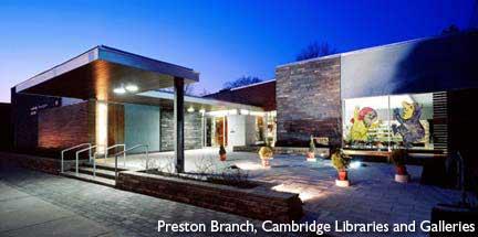 Preston-exterior