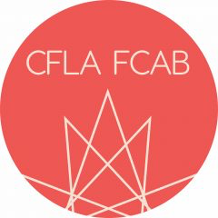 Canadian Federation of Library Associations logo