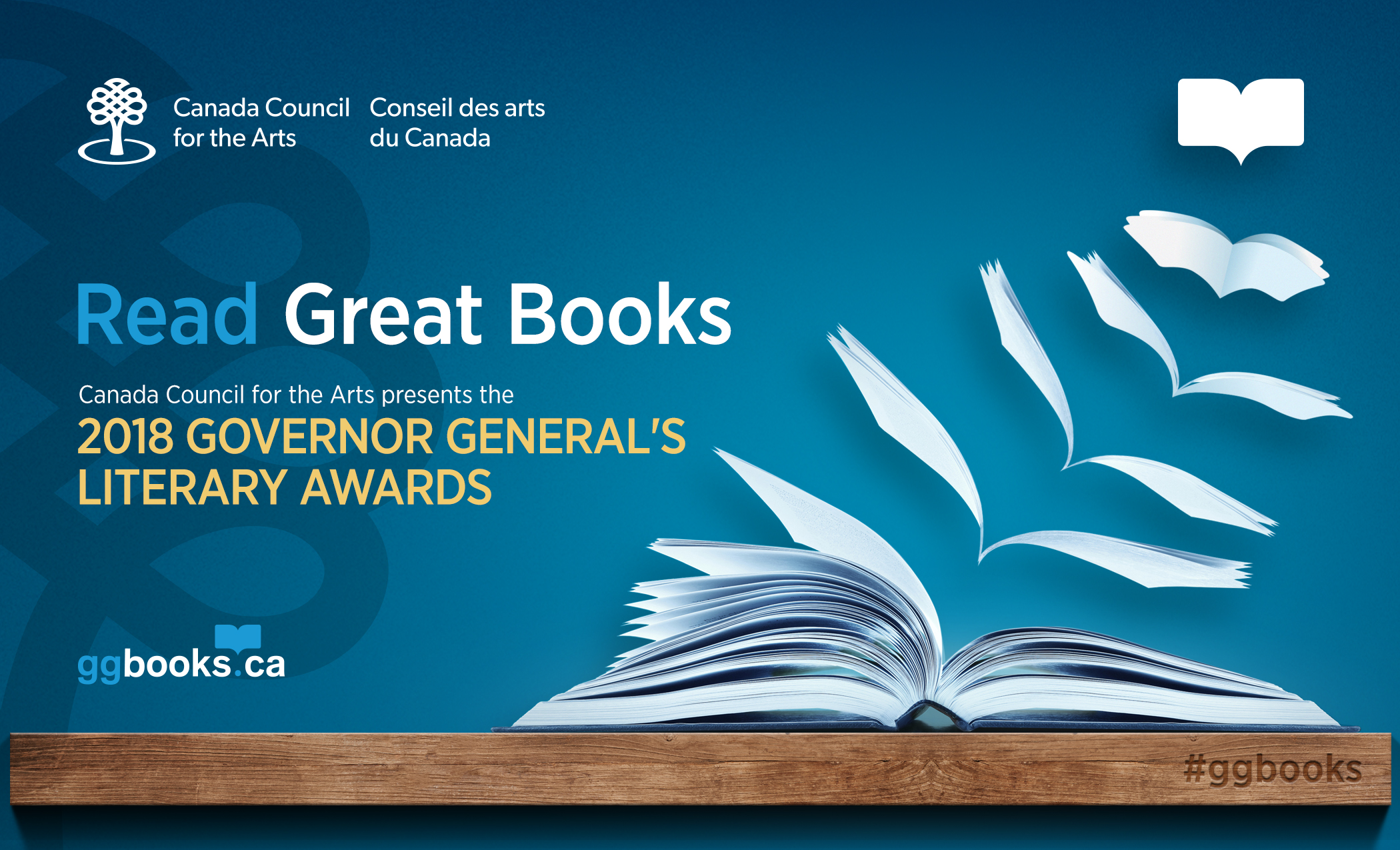 Governor General's Literary Awards 2018 – Read Great Books