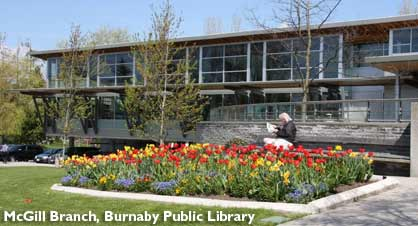 Burnaby-McGill-Branch